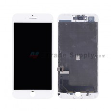 For Apple iPhone 7 Plus LCD and Digitizer Assembly with Frame Replacement - White - Grade S+ (2)