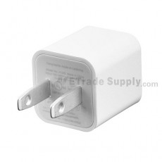 For Apple iPhone 5/5S/5C/SE Adapter (US Plug) - Grade S+
