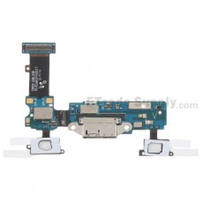 For Samsung Galaxy S5 SM-G900V Charging Port Flex Cable Ribbon Replacement - Grade S+