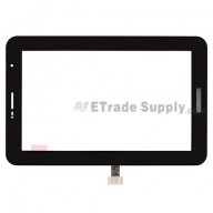 For Samsung Galaxy Tab 2 7.0 P3100 Digitizer Touch Screen Replacement - Black - Grade S+