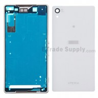 For Sony Xperia Z2 Housing Replacement - White - Grade S+