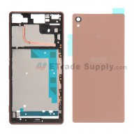 For Sony Xperia Z3 Housing Replacement - Copper - Grade S+