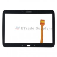 For Samsung Galaxy Tab 3 10.1 GT-P5210 Digitizer Touch Screen Replacement - Black - With Logo - Grade S+