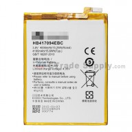 For Reclaimed Huawei Ascend Mate7 Battery Replacement - Grade S