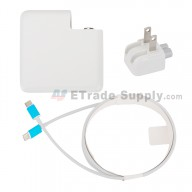 For Apple Macbook Power Adapter Type-C Interface (US Plug,61W) - Grade S+