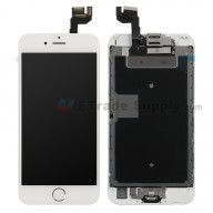 For Apple iPhone 6S LCD Screen and Digitizer Assembly with Frame and Home Button Replacement - Gold - Grade S+