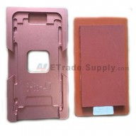 For Apple iPhone 6 / 6S Front Glass with Frame LCD Laminating Aluminum Mould - Rose Gold
