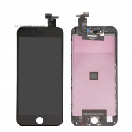 For Apple iPhone 6 Plus LCD Screen and Digitizer Assembly with Frame Replacement - Black - Grade R