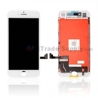 For Apple iPhone 7 LCD Screen and Digitizer Assembly with Frame - White - Grade A