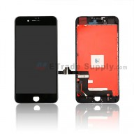 For Apple iPhone 7 Plus LCD Screen and Digitizer Assembly with Frame Replacement - Black - Grade R