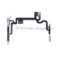 For Apple iPhone 7 Power Button and Volume Button Flex Cable Ribbon Assembly Replacement - Grade S+
