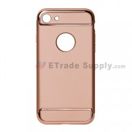 For Apple iPhone 7 Protective Case - Rose Gold - Grade R