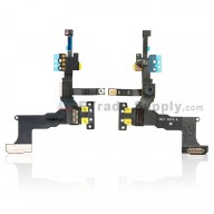 For Apple iPhone SE Sensor Flex Cable Ribbon with Front Facing Camera Replacement - Grade R