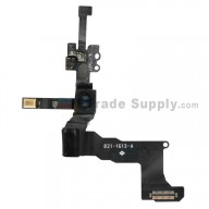 For Apple iPhone SE Sensor Flex Cable Ribbon with Front Facing Camera Replacement - Grade S+