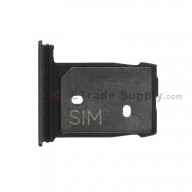 For HTC 10 SIM Card Tray Replacement - Gray - Grade S+