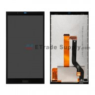 For HTC Desire 626s LCD Screen and Digitizer Assembly Replacement - Black - Grade S+