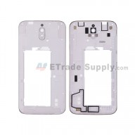 For Huawei Y625 Middle Plate Replacement - White - Grade S+