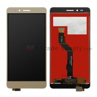 For Huawei Honor 5X LCD Screen and Digitizer Assembly Replacement (Standard Version) - Gold - Without Logo - Grade S+