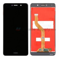 For Huawei P8lite 2017 LCD Screen and Digitizer Assembly Replacement - Black - Huawei Logo - Grade S+
