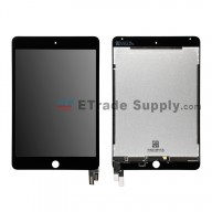 For Apple iPad Mini 4 LCD Screen and Digitizer Assembly Replacement - Black - Grade S