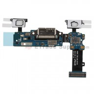 For Samsung Galaxy S5 SM-G900F Charging Port Flex Cable Ribbon Replacement - Grade S+