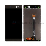 For Sony Xperia C6 Ultra LCD Screen and Digitizer Assembly Replacement - Black - Grade S+