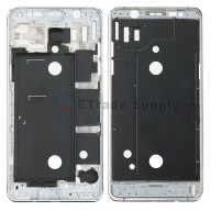 For Samsung Galaxy J5 (2016) SM-J510 Front Housing Replacement - Black - Grade S+