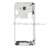 For Samsung Galaxy J7 SM-J700F Rear Housing Replacement - Gold - Grade S+