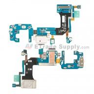For Samsung Galaxy S8 G950U Charging Port Flex Cable Replacement - Grade S+