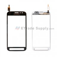 For Samsung Galaxy Xcover 4 G390Y Touch Screen Replacement - Black - With Logo - Grade S+