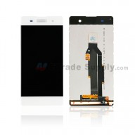 For Sony Xperia XA LCD Screen and Digitizer Assembly Replacement - White - Sony Logo - Grade S+