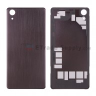 For Sony Xperia X Performance Battery Door Replacement - Black - Grade S+