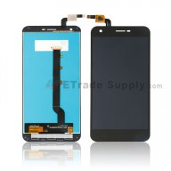 For Vodafone Smart Ultra 6 LCD Screen and Digitizer Assembly Replacement - Black - Without Any Logo - Grade S+