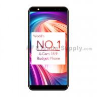 Leagoo M9 Smartphone 5.5 Inch Android 7.0 Quad Core Mobile Phone ( 2GB RAM + 16GB ROM ) - Gold
