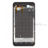 For BlackBerry Z10 Middle Plate Replacement (4G Version) - Black - Grade S+