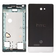 For HTC 8S Complete Housing Replacement ,Black - Grade S+