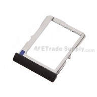 For HTC 8X SIM Card Tray Replacement ,Black - Grade S+