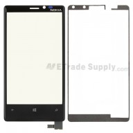 For Nokia Lumia 920 Digitizer Touch Screen with Adhesive  Replacement ,Without Carrier Logo - Grade S+