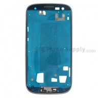 For Samsung Galaxy S III GT-i9305 Front Housing Replacement - White - Grade S+