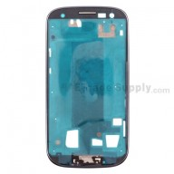 For Samsung Galaxy S III (S3) GT-I9300 Front Housing Replacement - Sapphire - Grade S+