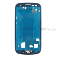For Samsung Galaxy S III SGH-I747/SGH-T999 Front Housing Replacement - Sapphire - Grade S+