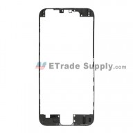 For Apple iPhone 6 Digitizer Frame Replacement - Black - Grade R