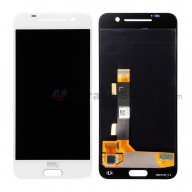 For HTC One A9 LCD Screen and Digitizer Assembly Replacement - White - Grade S+
