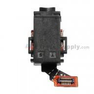 For Sony Xperia M4 Aqua Earphone Jack Flex Cable Ribbon Replacement - Grade S+