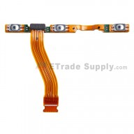 For MT Moto X (2nd Gen.) XT1095, XT1096, XT1097 Volume Button Flex Cable Ribbon Replacement - Grade S+