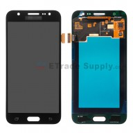 For Samsung Galaxy J5 SM-J500FN/J500F/J500G/J500Y/J500M LCD Screen and Digitizer Assembly Replacement - Black - With Logo - Grade S+
