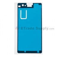 For Sony Xperia Z1 Compact Front Housing Adhesive Replacement - Grade R