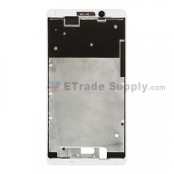 For Huawei Mate 8 Front Housing Replacement - White - Grade S+
