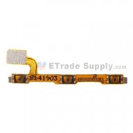 For Huawei Ascend P7 Power Button Flex Cable Ribbon Replacement - Grade S+