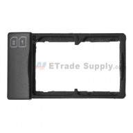 For OnePlus Two SIM Card Tray Replacement - Black - Grade S+